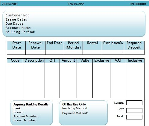 property template free download
