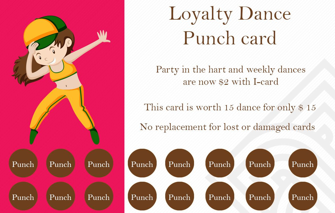 50 Punch Card Templates For Every Business Boost Customer