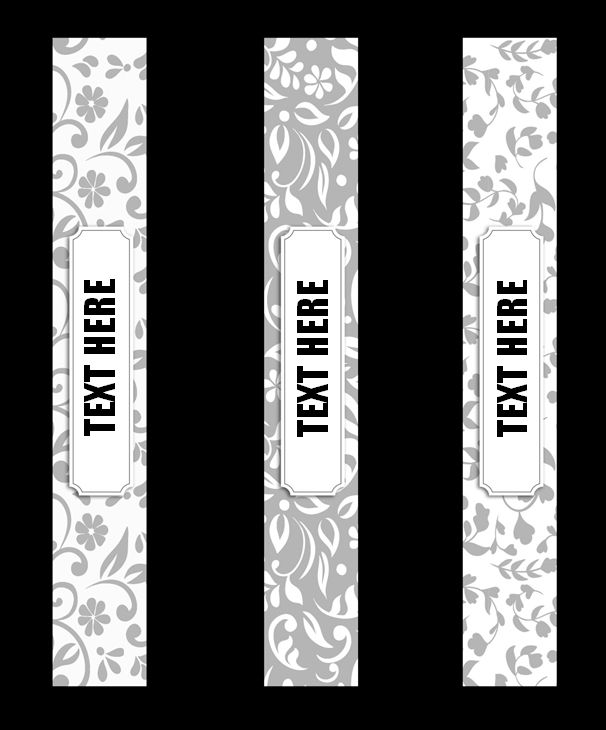 Binder Spine Templates 40 Free Docs Download Customize
