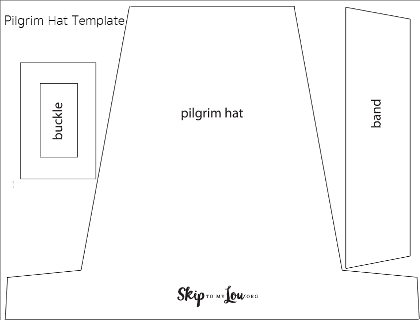 photograph about Pilgrim Hat Printable known as 26+ Pilgrim Hat Templates : Small children love manufacturing Piligrim Hats