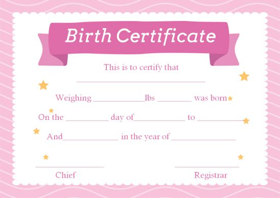 PowerPoint gift certificate template