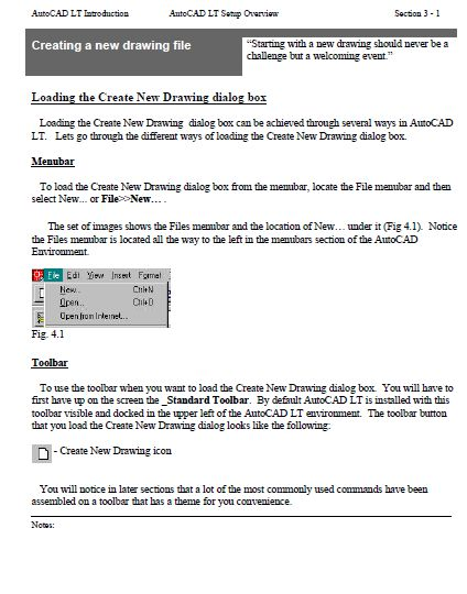 Autocad Drawing Title Block Template Samples