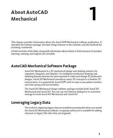 Autocad Mechanical Title Block Template