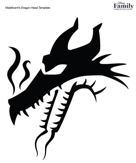 Jack O Lantern Dragon Templates