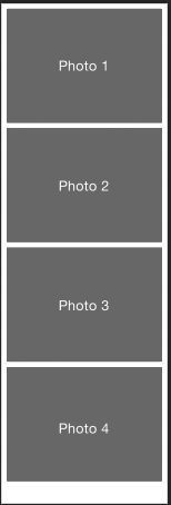 Photo Booth Strips Template