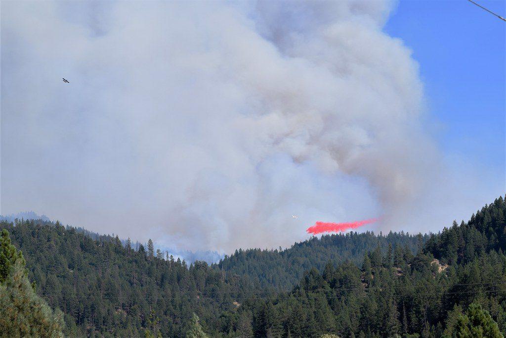 Carr Fire California