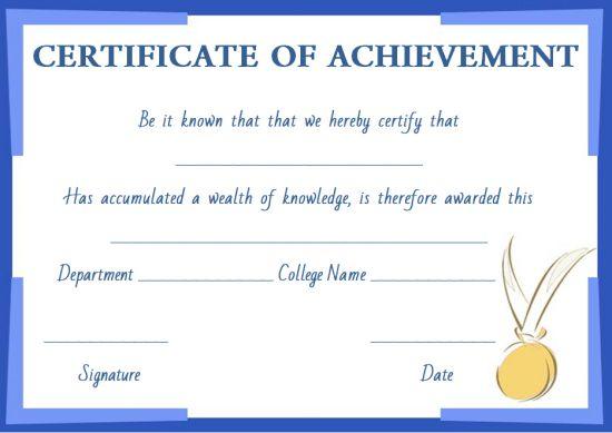 Fake degree certificate sample