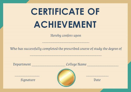 Fake degree certificate samples