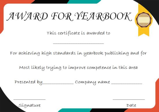 Funny most likely to award for yearbook